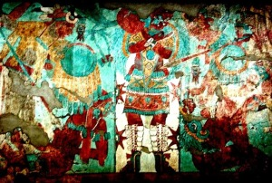 Aztec-mayan