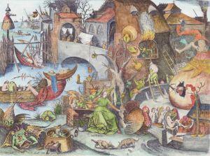 Brueghel .invidia