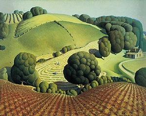 GrantWood-Young-Corn1931