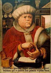 Hermes Trismegistus ca 1570