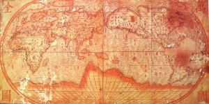 Italian.Jesuit Giulio Aleni.missionary-1620 China