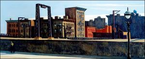 ManhattanBridge Loop1928. Edward Hopper