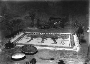 Sand Painting -Sacred Kiva 1890-1900