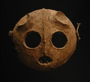 Shilluk Mask, c.late 19th century