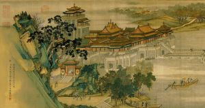 Song Dynasty. Zhang Zeduan