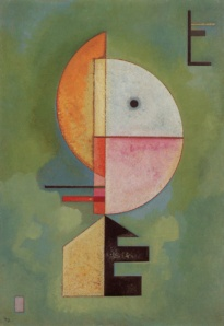 Wassily Kandinsky - Upward1929