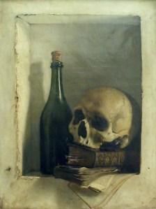 Antoine.Wiertz-Une.tete.de.mort