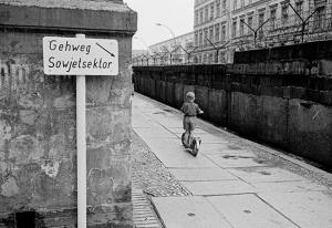Berlin Wall.1963