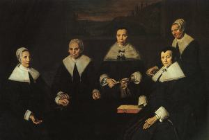 frans hals- dutch.the regents