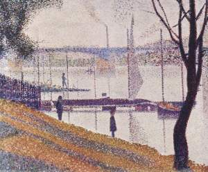 Georges_Seurat.Bridge of Courbevoie