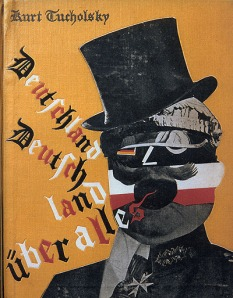 heartfield.With George Grosz- Die Pleite. satirical magazine