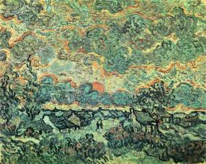 Remembering the north -Van Gogh