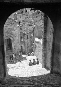 Campobasso. Italy 1944