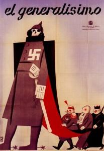 EL-GENERALISIMO.coup d'État franquiste
