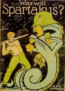 KPD (Spartakusbund) Was will Spartakus1919