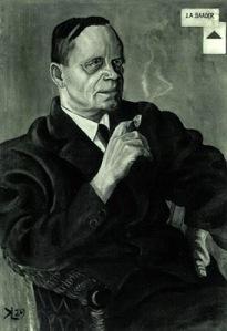 Kurt Lohse.Oberdada Johannes Baader1929