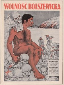 leon-Trotsky_Polish_poster1920.white army