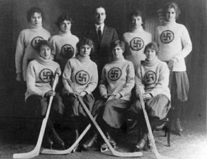 Nazis-women.iceHockey