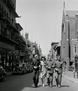 San Francisco 1943. Meith Hagel
