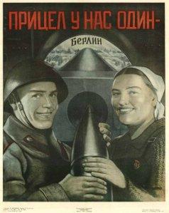 sight we have one - Berlin - Viktor Koretsky (1945)