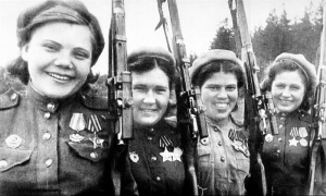 Best snipers. Kalinin Front.USSR.WWII
