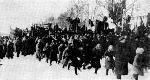 Funeral- Kropotkin.13-02-1921