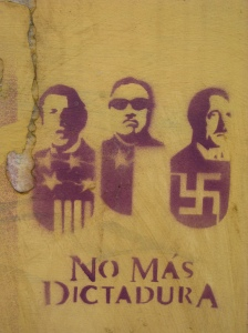 graffiti.no.mas.dictadura.chile