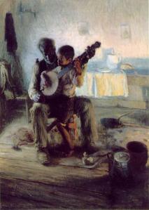 henry-ossawa-tanner. banjo-lesson