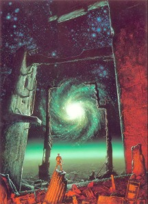 Michael Whelan- Asimov. Foundation's Edge