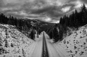railway-winter