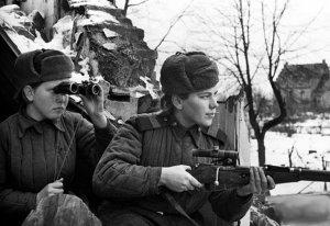 Women. soviet