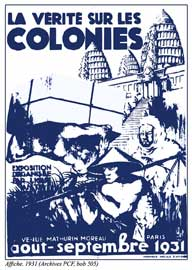 1931_Counter_Exhibition. Truth on the Colonies