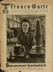 nazis.The Frauen Warte 1935-1945