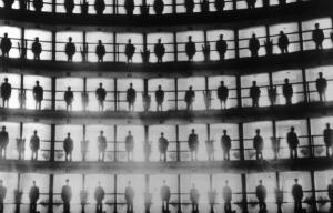 Presidio Modelo- panopticon prison.Cuba.1926