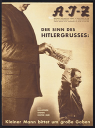 The Meaning of Hitler Salute.j.heartfield