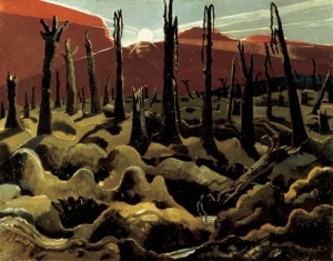 We Are Making a New World1918 -Paul Nash