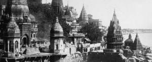Benares Varanasi India1922