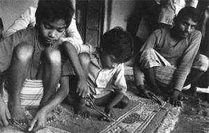 carpet factory Handra.Block Uttar.Pradesh
