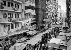 China Hongkong market