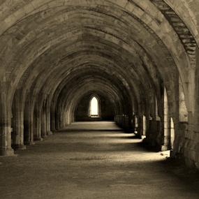 corridor-Cloister