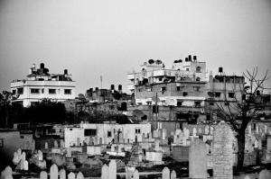 Gaza water scarcity