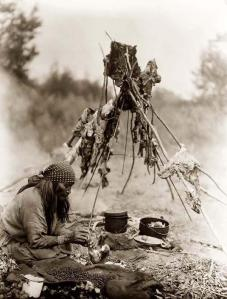 Indian Woman cook