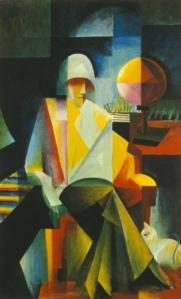 Johannes Itten - Der Bachsänger1938