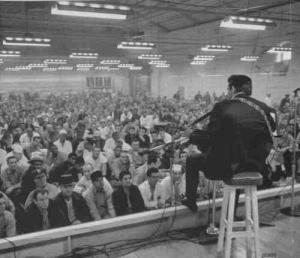 Johnny-Cash. Folsom-sanQuentin.Prisons