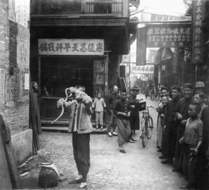 LouisPhilippe Messelier – Shanghai1920-30