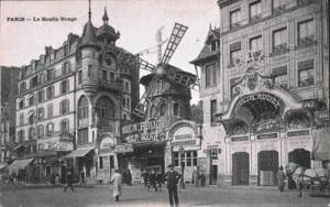 MoulinRouge.Paris.monmarte1900