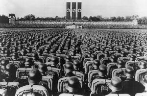 nazi troops wwii