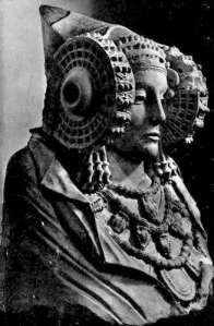 Phoenician.Carthaginian female.sculpture.5th BC