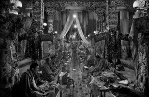 Tibetan monastery Ganzi Sichuan China