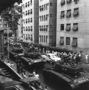 US- military coup d'etat Brazil1964